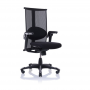 H09 9220 Inspiration chair in Black Lumina