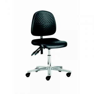 102 ESD PU low chair