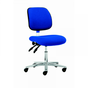 202 ESD fabric low chair