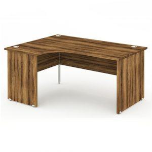 LH Corner desk Panel end without cable management