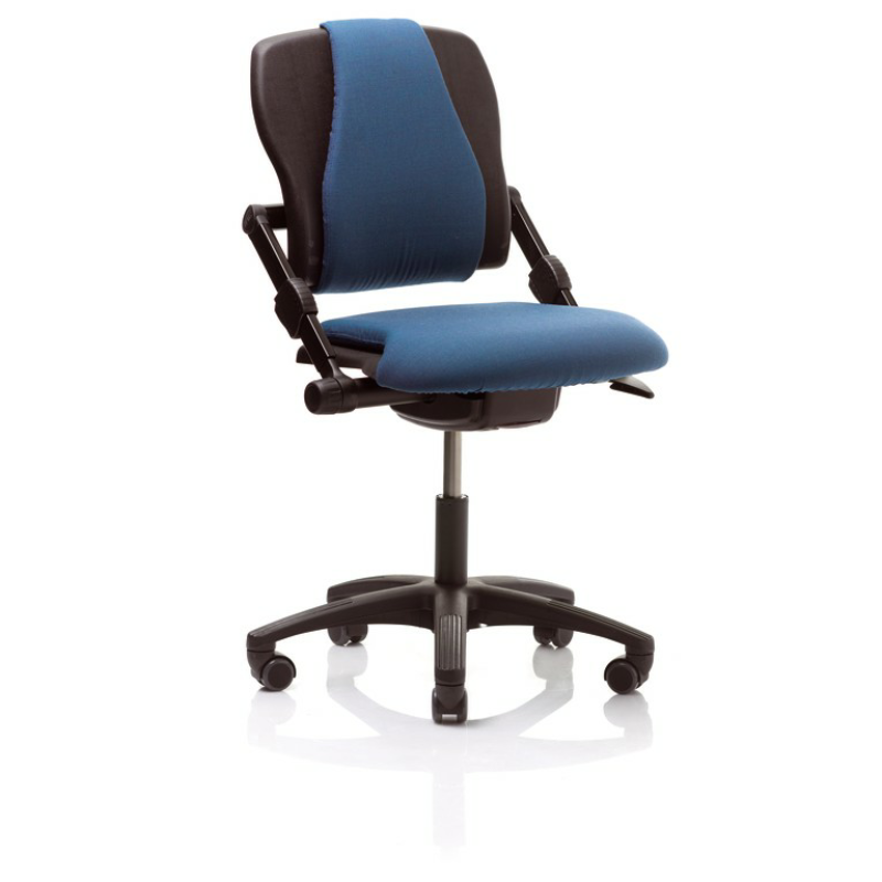 upholstered office chairs. Beautiful Office Upholstered Office Chair Without Arms HAG H03 340 With Plastic Base For Upholstered Chairs
