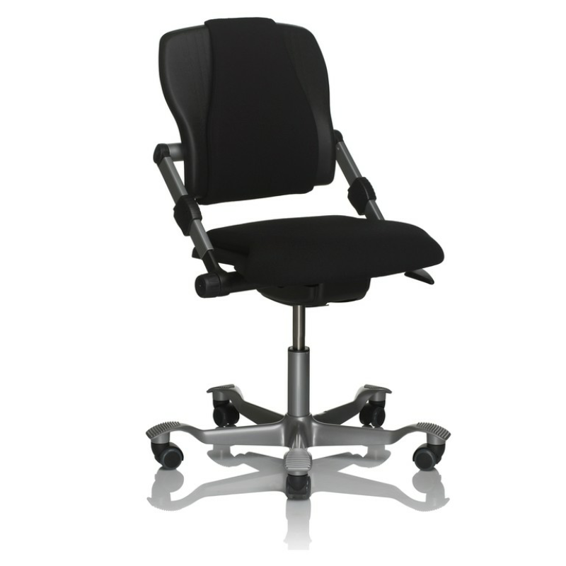 Hag H03 340 24/7 Partly Upholstered Office Chair Without Arms