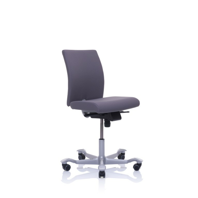 hag h04 4100 small operators chair with floating tilt without arms