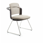 9730 sideways chair Beige