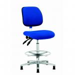 201 ESD fabric high chair