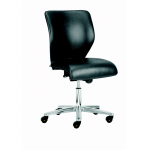 M15 ESD vinyl low chair