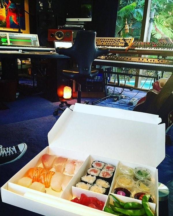 Hag Capisco is Nicole Scherzingers studio