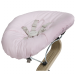 Pale Pink - Sand Baby base and mattress