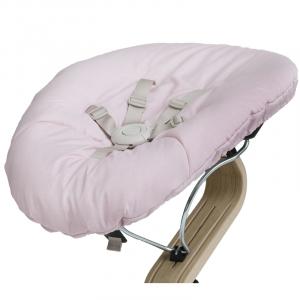 Pale Pink - Sand Baby base and mattress