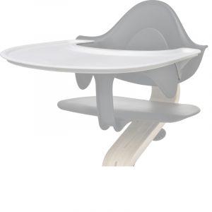 White High chair tray