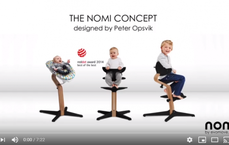 Watch the The Nomi story UK Video