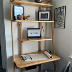 Home working embrace desks